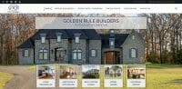 Golden Rule Builders - Website design, development, build, maintenance, and hosting by Talk19 Media & Marketing company in Warrenton, Fauquier County, Northern Virginia