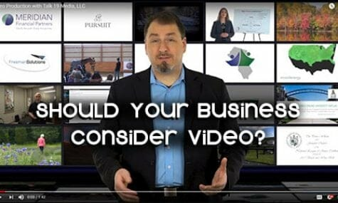 Talk 19 Media Video Production northern Virginia Fauquier Warrenton Marshall Prince William