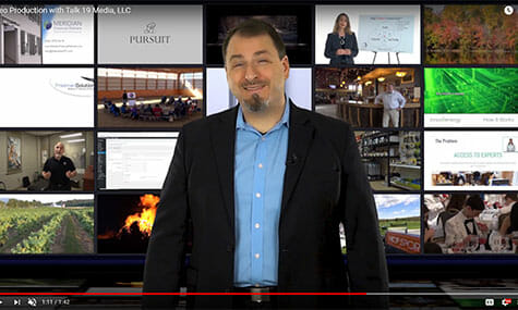 Video: Video Production with Talk 19 Media, LLC