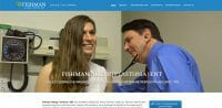 Fishman Allergy Asthma ENT Website Developed by Talk19 Media Marketing