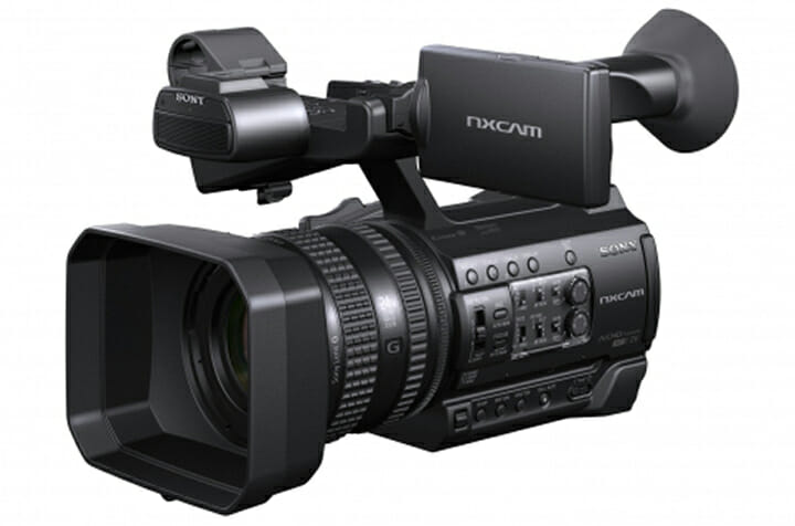 Sony NX100 - Audio/Video recording, design, editing, and production by Talk19 Media
