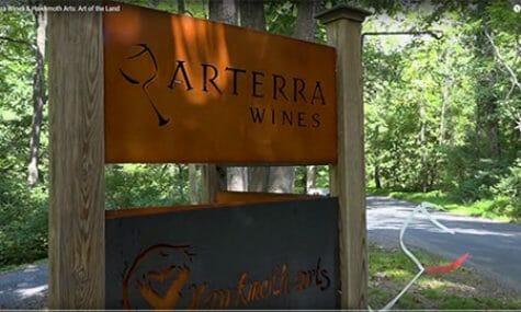 Arterra Wines & Hawkmoth Arts: Art of the Land