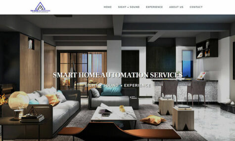 Tri-Zone Automation - Website design, development, build, maintenance, and hosting by Talk19 Media & Marketing company in Warrenton, Fauquier County, Northern Virginia